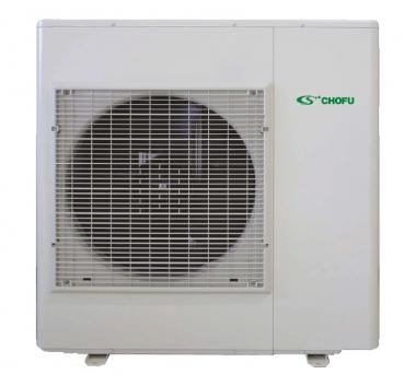 Luft Wasser Wärmepumpe Erfahrungen chofu 10kw chofu luft wasser inverter wärmepumpe